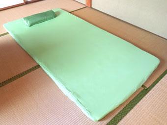 Got a mattress for Thai massage