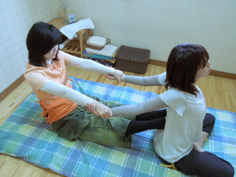 Thai massage in Kyoto